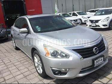 Foto venta Auto usado Nissan Altima ALTIMA ADVANCE NAVI (2014) color Plata precio $185,000