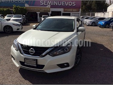 Foto venta Auto usado Nissan Altima ALTIMA ADVANCE NAVI (2018) color Blanco precio $395,000