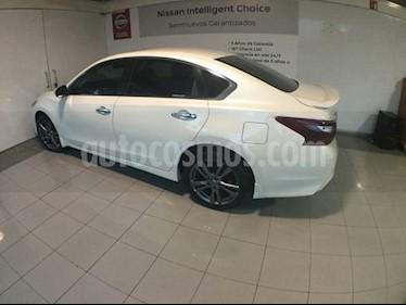 Foto venta Auto usado Nissan Altima ALTIMA ADVANCE NAVI (2018) color Blanco precio $363,000