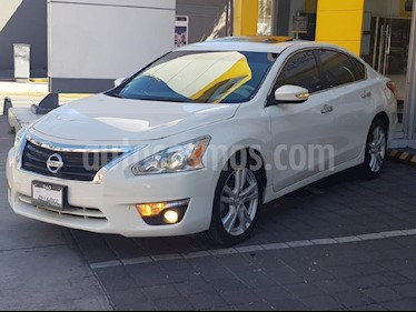 Foto venta Auto usado Nissan Altima Exclusive (2013) color Blanco precio $195,000