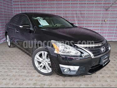 Foto Nissan Altima Exclusive usado (2015) color Negro precio $205,000