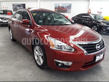 Foto venta Auto usado Nissan Altima Exclusive (2016) color Rojo Barroco precio $269,000