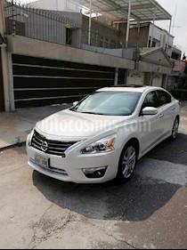 Foto venta Auto usado Nissan Altima Exclusive (2013) color Blanco precio $198,000