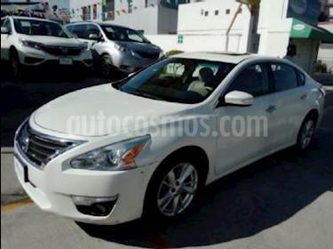 Foto venta Auto usado Nissan Altima Exclusive (2013) color Blanco precio $197,000