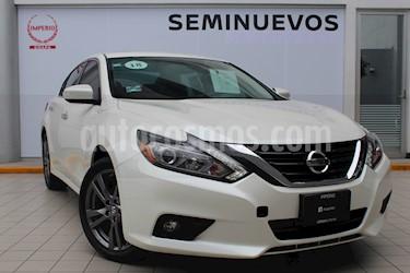 Nissan Altima Exclusive usado (2018) color Blanco precio $399,000