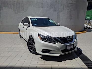 Foto venta Auto usado Nissan Altima Exclusive (2018) color Blanco precio $426,000
