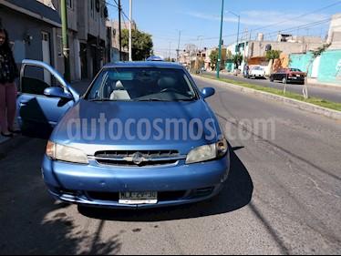 Foto venta Auto usado Nissan Altima GLE Aut (1999) color Azul Metalizado precio $40,000