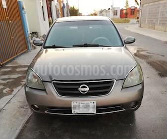 Nissan Altima GXE Aut usado (2002) color Bronce precio $44,000