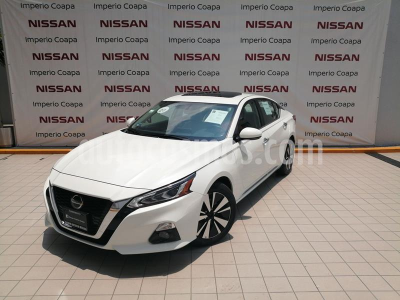 Nissan Altima Advance NAVI usado (2020) color Blanco precio $459,000