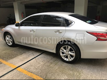 Nissan Altima Advance usado (2014) color Plata precio $167,000