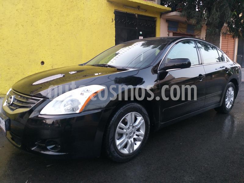 Nissan Altima S 2.5L CVT usado (2010) color Negro precio $87,800