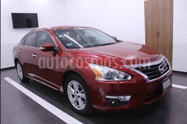 Nissan Altima Advance usado (2013) color Rojo precio $168,000