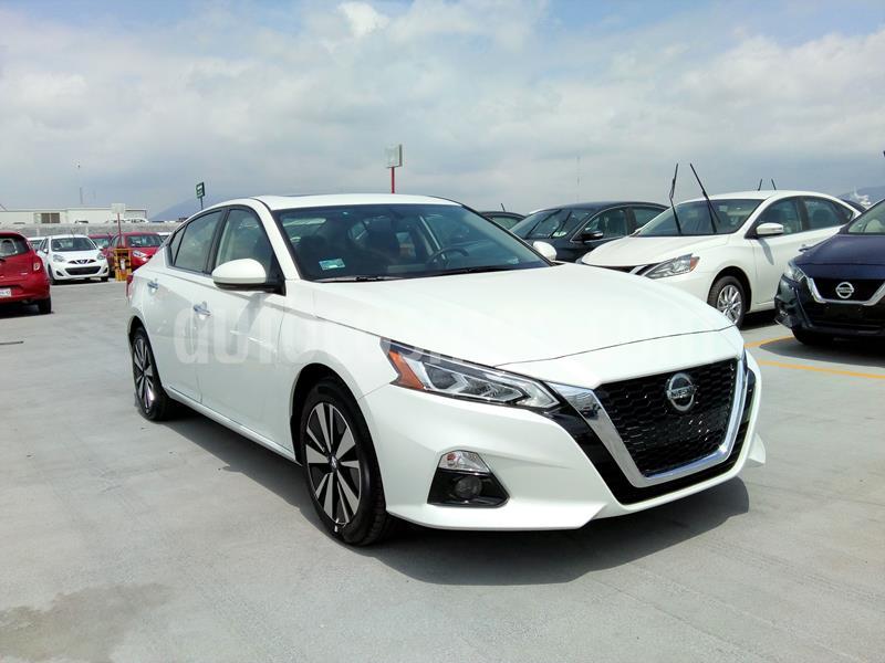 Nissan Altima Advance usado (2019) color Blanco precio $495,000