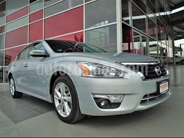 Nissan Altima Sense usado (2016) color Plata precio $209,000