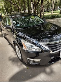 Nissan Altima Advance NAVI usado (2014) color Negro precio $158,500