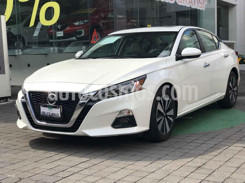 Nissan Altima Advance usado (2019) color Blanco precio $445,000