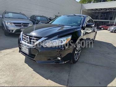 Nissan Altima 4p Advance L4/2.5 Aut usado (2017) color Negro precio $245,000
