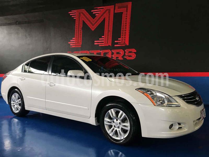 Nissan Altima SL 2.5L CVT High usado (2010) color Blanco precio $129,000