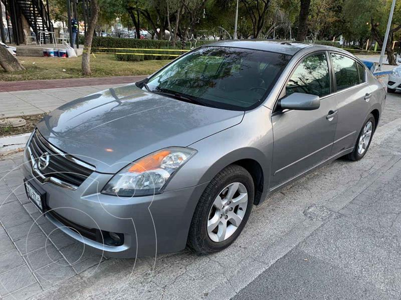 Nissan Altima SL 2.5L CVT High usado (2008) color Gris precio $149,900