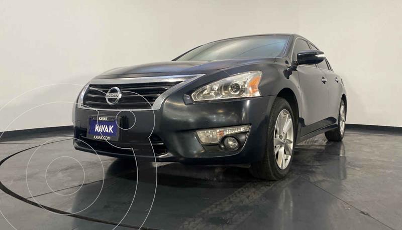 Nissan Altima Exclusive usado (2017) color Azul precio $214,999
