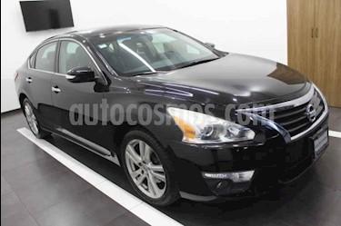 Nissan Altima Exclusive usado (2013) color Negro precio $165,000