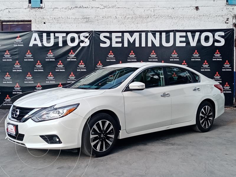 Nissan Altima Advance usado (2018) color Blanco precio $279,000
