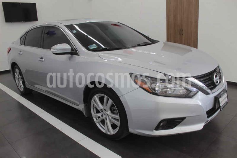 Nissan Altima Advance usado (2017) color Plata precio $249,000