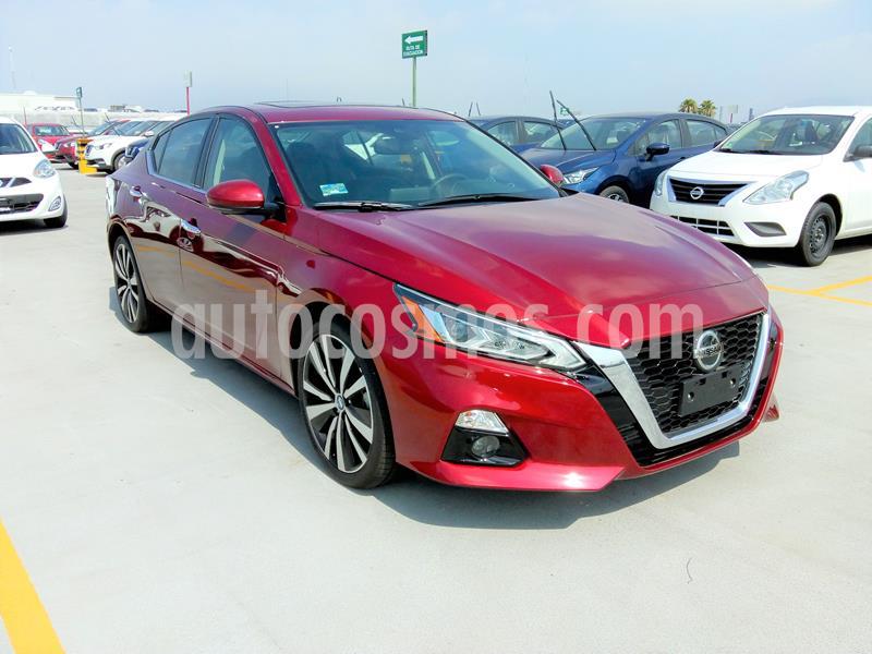 Nissan Altima Exclusive usado (2019) color Rojo precio $540,000