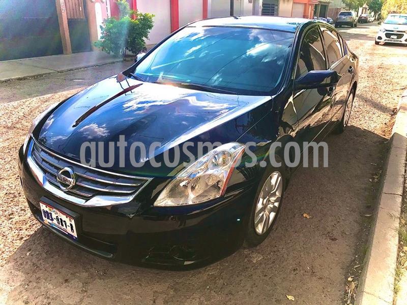 Nissan Altima S 2.5L usado (2012) color Negro precio $99,000