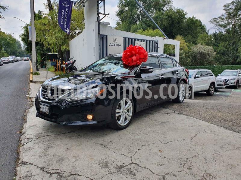 Nissan Altima Advance usado (2017) color Negro precio $280,100