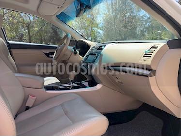 Nissan Altima Advance NAVI usado (2015) color Blanco precio $198,000