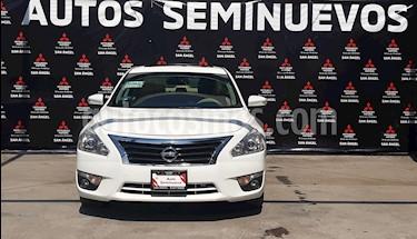 Nissan Altima Exclusive usado (2016) color Blanco precio $223,000