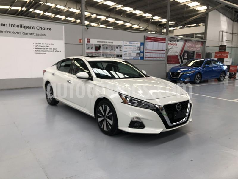 Nissan Altima Advance usado (2020) color Blanco precio $510,000