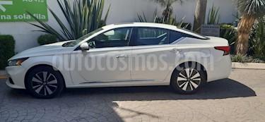 Nissan Altima Advance NAVI usado (2019) color Blanco precio $473,000