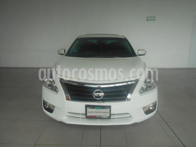 Nissan Altima 4P ADVANCE NAVI L4/2.5 AUT usado (2016) color Blanco precio $238,000