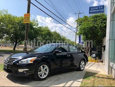 Nissan Altima 4P ADVANCE NAVI. 2.5 AUT usado (2014) color Negro precio $189,000