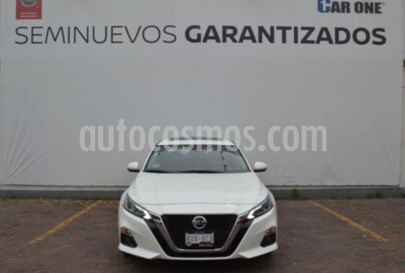 Nissan Altima Exclusive Turbo usado (2019) color Blanco precio $420,000