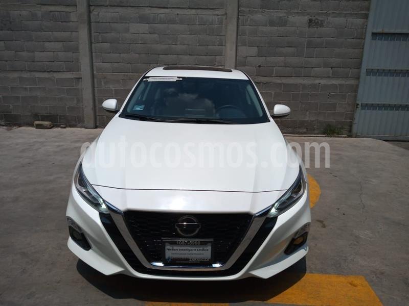 Nissan Altima Advance usado (2019) color Blanco precio $450,000