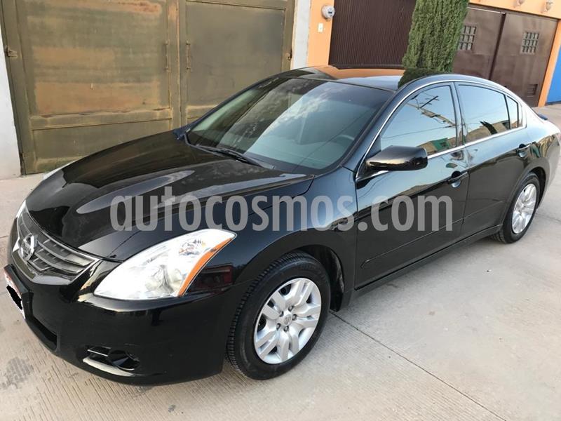 Nissan Altima S 2.5L usado (2012) color Negro precio $109,000