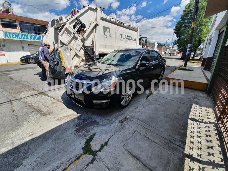 Nissan Altima SR 3.5L CVT usado (2016) color Negro precio $219,000