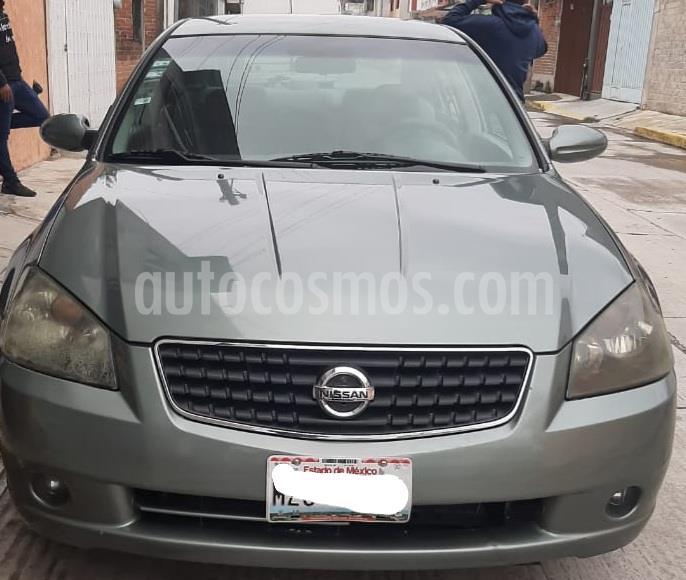 Nissan Altima S 2.5L usado (2005) color Verde precio $65,000