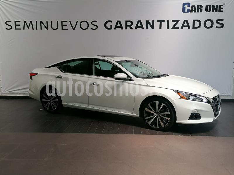Nissan Altima Exclusive Turbo usado (2019) color Blanco precio $514,900