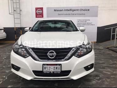 Nissan Altima 4P ADVANCE L4 CVT CLIMATRONIC PIEL BLUETOOTH RA-1 usado (2017) color Blanco precio $319,900