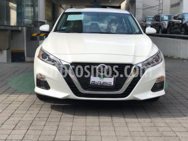 Nissan Altima Exclusive usado (2019) color Blanco precio $439,000