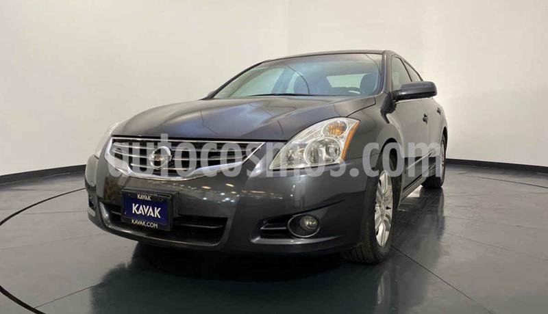 Nissan Altima SL 2.5L CVT High usado (2012) color Gris precio $134,999