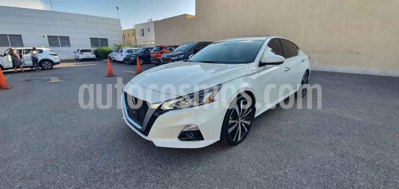 Nissan Altima Exclusive usado (2019) color Blanco precio $460,000