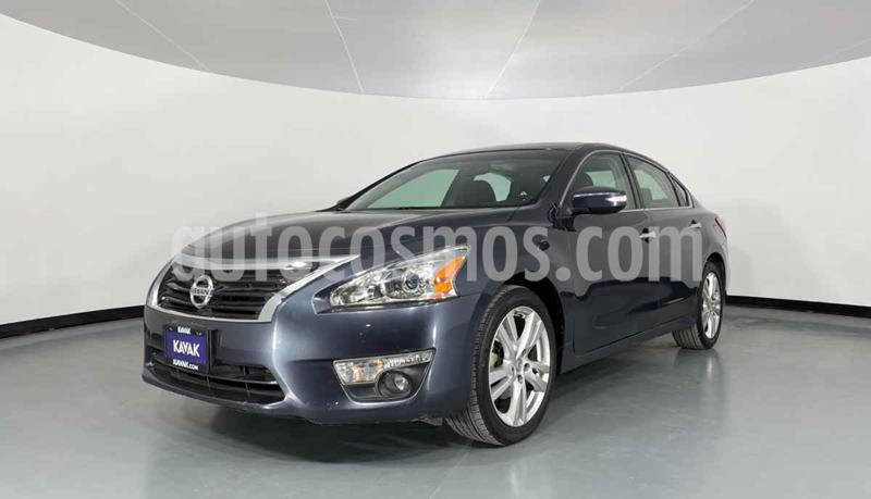Nissan Altima Exclusive usado (2013) color Gris precio $189,999