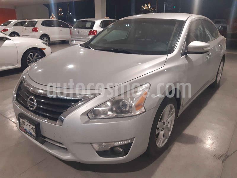 Nissan Altima Advance usado (2015) color Plata precio $155,500