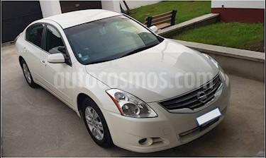 Nissan Altima SL 2.5L CVT usado (2011) color Blanco precio $145,000