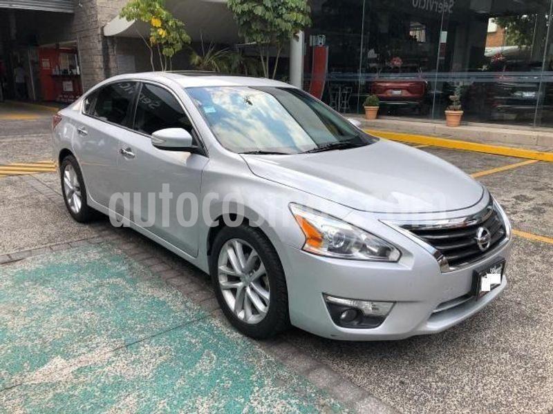 Foto Nissan Altima Exclusive usado (2013) color Plata precio $167,000